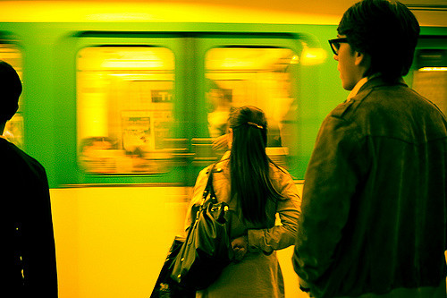 Paris Metro || cc photo by Eduardo Arcos