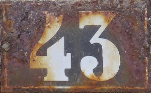 43 || creative commons photo by Andy Maguire