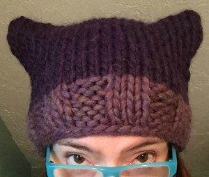 pussyhat #5 for Jan